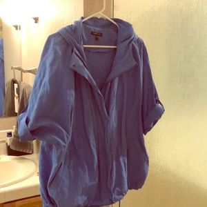 Eileen Fisher jacket small